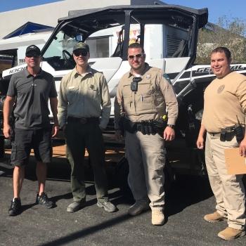 Boulder City Off Highway Vehicle Program