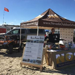 Nevada Outdoor School Public Education Grant